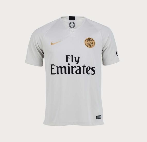 PSG Soccer Jerseys 2018-19 Away Football Shirts